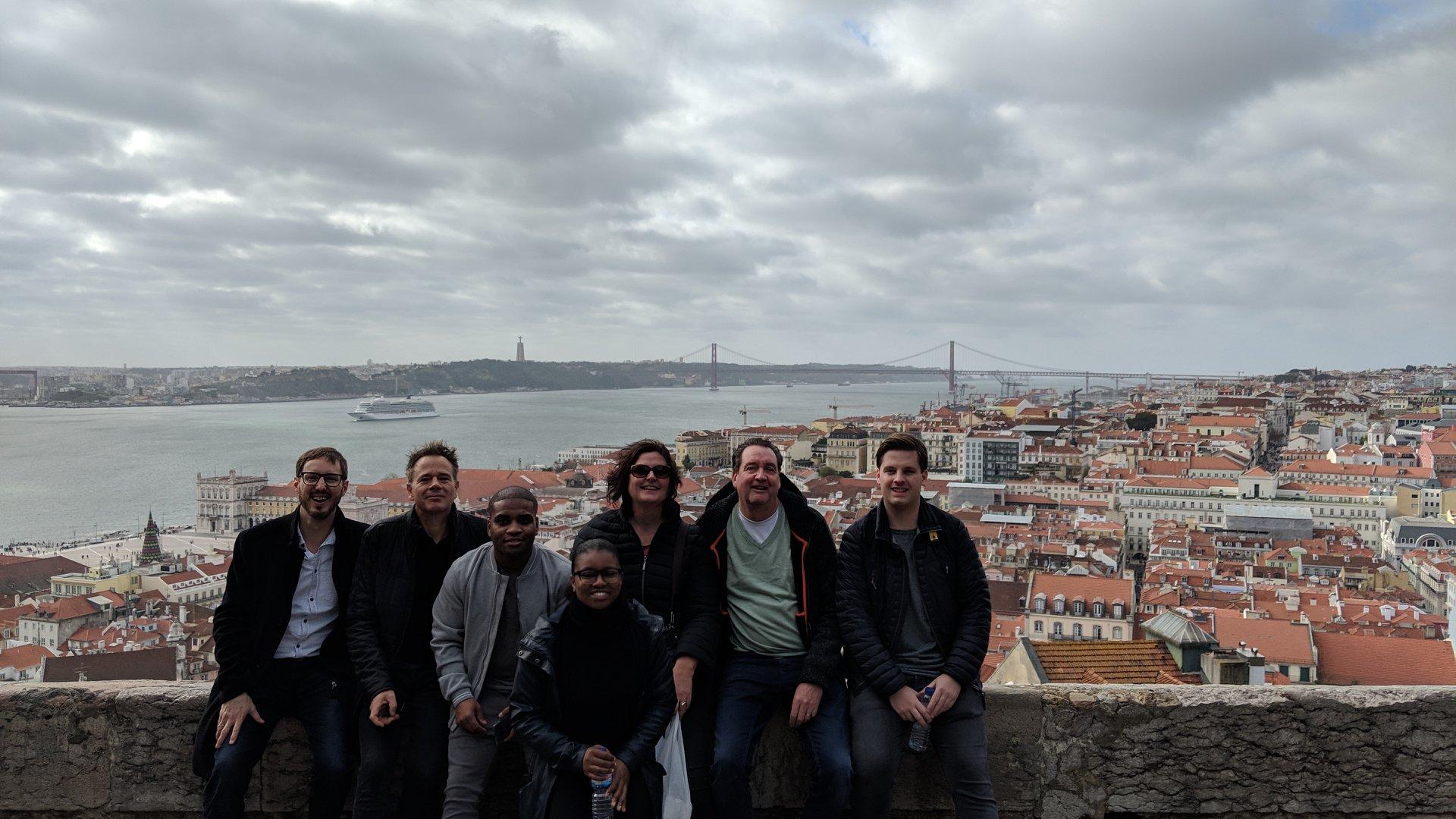 Teamweekend Lissabon