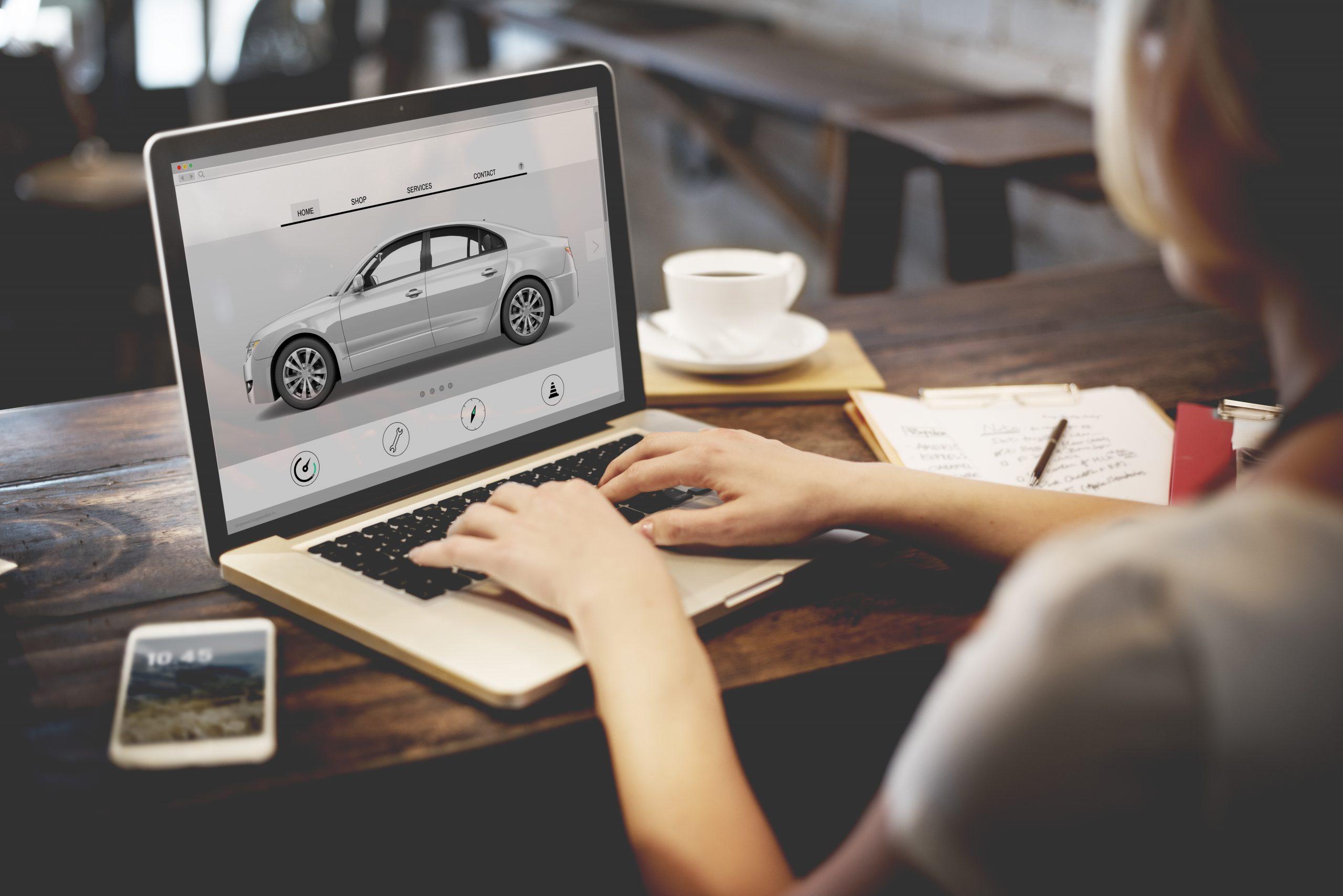 Automotive website pakket
