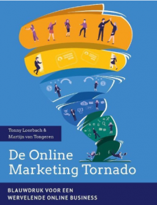 Boek de online marketing tornado | InfoTrade Automotive