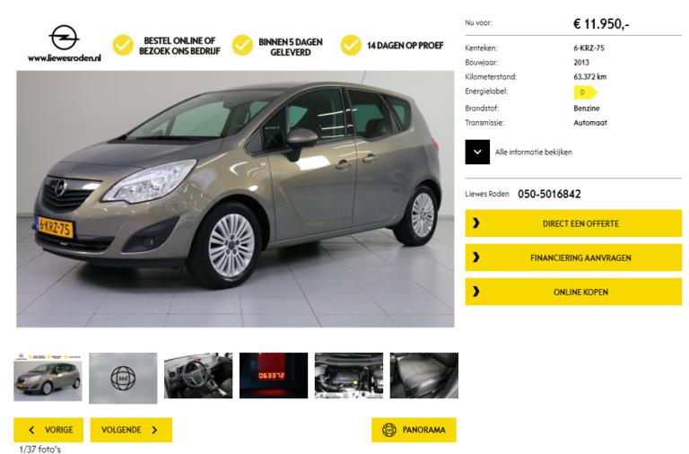 Liewis Roden | InfoTrade Automotive