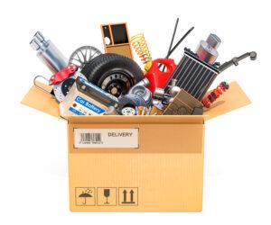 Auto onderdelen en accessoires webshop