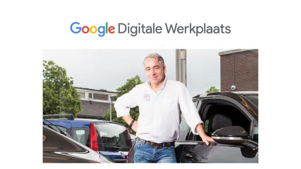 Google Digitale Werkplaats afbeelding